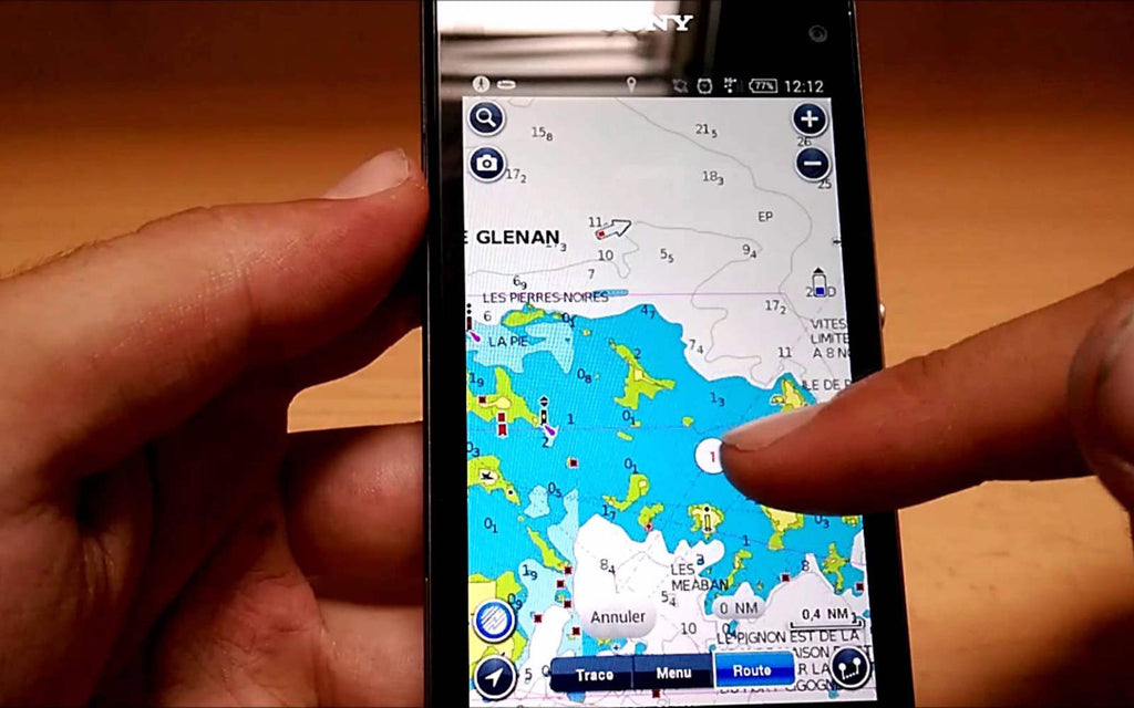 Navionics - The New Way to Navigate in Small Boats