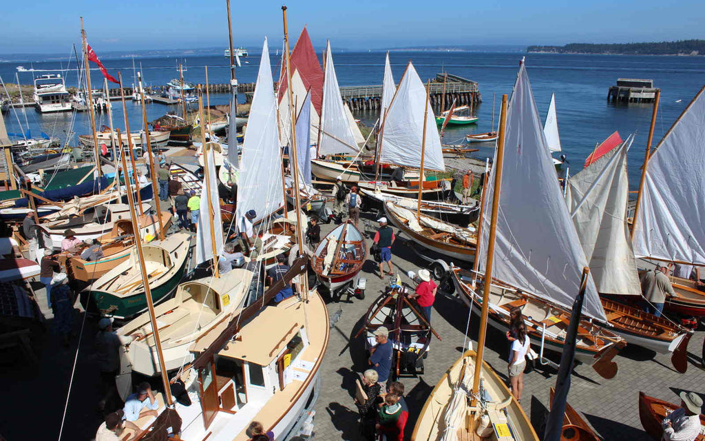 Come See us at the Port Townsend Wooden Boat Festival