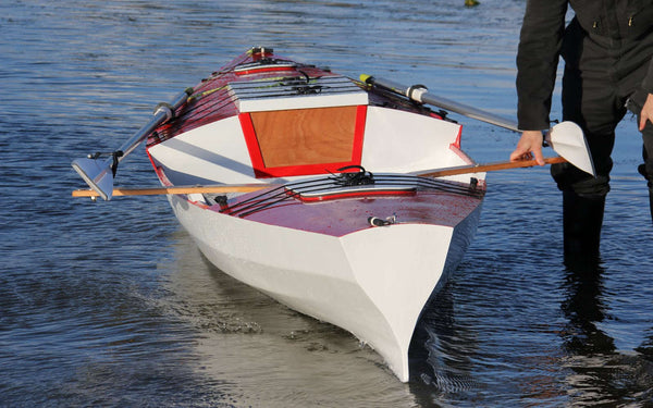 Rowing Yacht