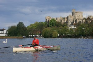 Our Expedition Rowboats are available.  They are as at home on the Thames as the NW Passage.