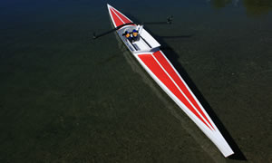 A fast racing shell you can build - Cambridge Racer - Angus Rowboats
