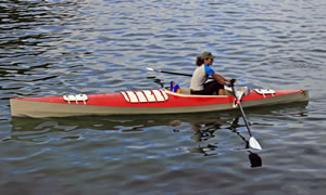 Expedition Rowboat you can build from plans or a kit - Angus