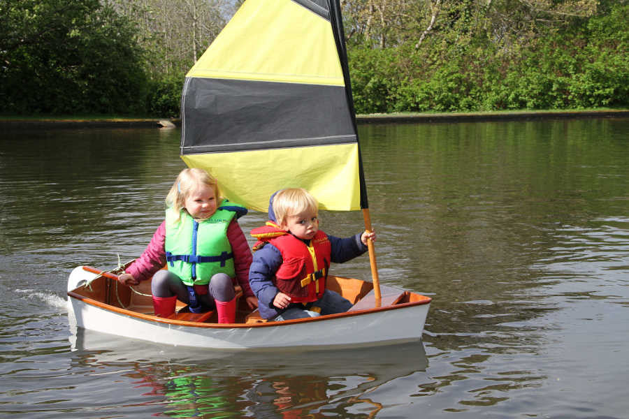 Performance Boats You Can Build from Plans or Kits - Angus