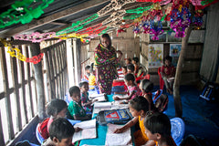 preschool in Sundarbans two months on