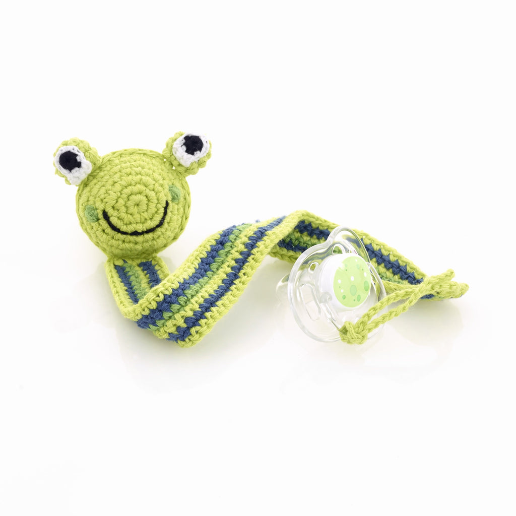 Fred Frog Pacifier Chain