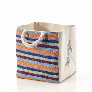 Organic Cotton Stoffbox Hase