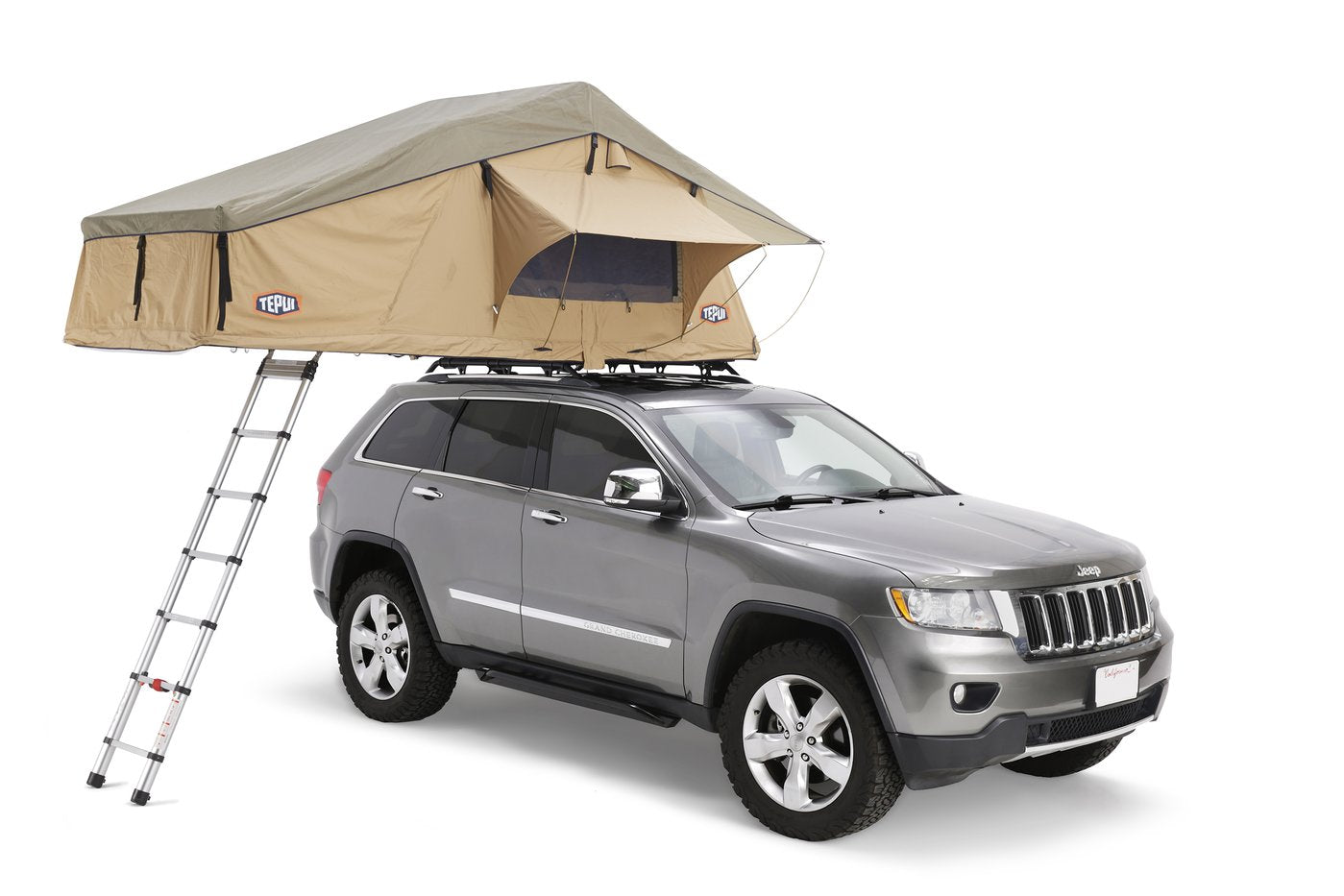 Tepui Explorer Series Autana 3 Person Roof Top Tent - with Annex