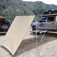 Tuff Stuff® Awning Shade Wall, 6.5′ x 8'
