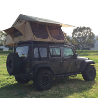 TUFF STUFF®5 Person Overland Rooftop Tent & Annex Room