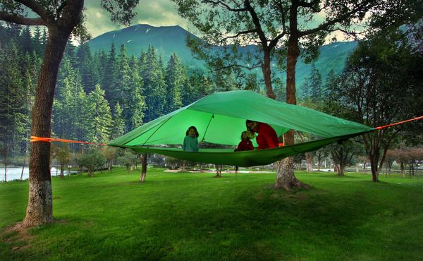 Tentsile Vista 3 Person 4 Season Tree Tent