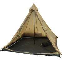 High Peak Buffalo Hunter Teepee Tent - 6 Person / 4 Season