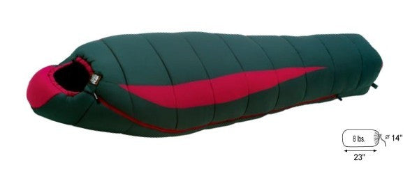 High Peak Cascade -40° Sleeping Bag