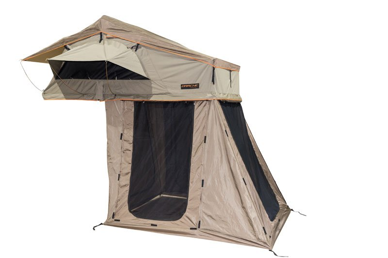 Darche Hi-View 1600 Roof Top Tent with Queen Bed Annex & FREE SHIPPING