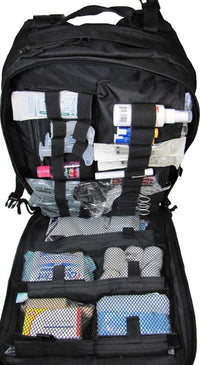 STOMP Professional First Responders Medical / First Aid Kit - The Best