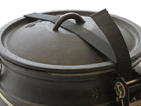 Potjie Pot/Dutch Oven AND Carrier - by Front Runner