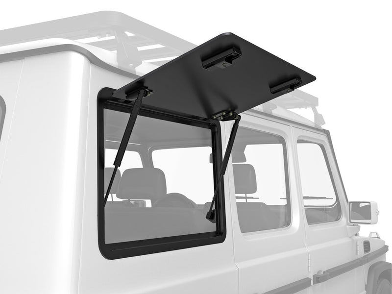 Mercedes Benz Gelandewagen Gullwing Window / Right Hand Side Aluminium - by Front Runner