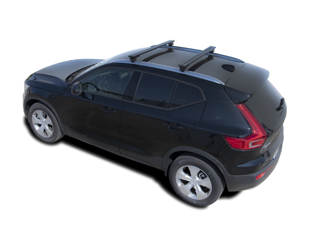 Volvo XC40 (2018-Current) Load Bar Kit / Flush Rail