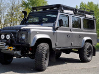 Land Rover Defender 110 Slimline II Roof Rack Kit - by Front Runner