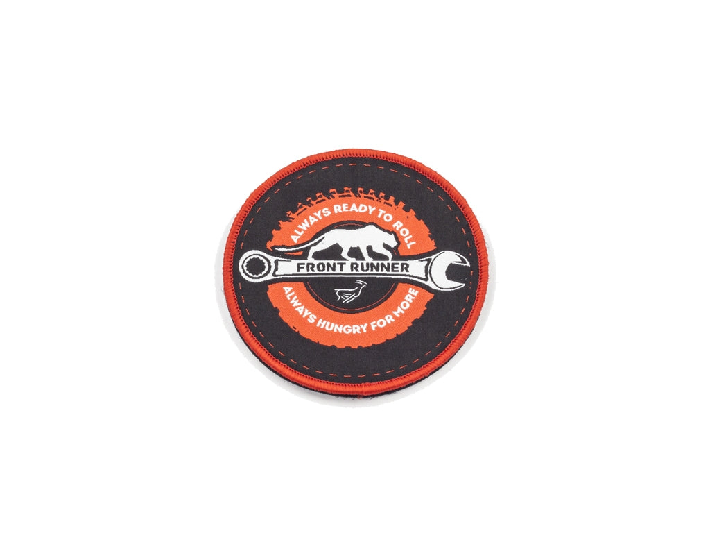 Ready to Roll Patch - by Front Runner