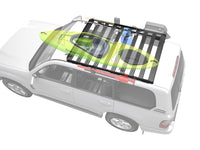 Toyota Land Cruiser 100/Lexus LX470 Slimline II Roof Rack Kit - by Front Runner