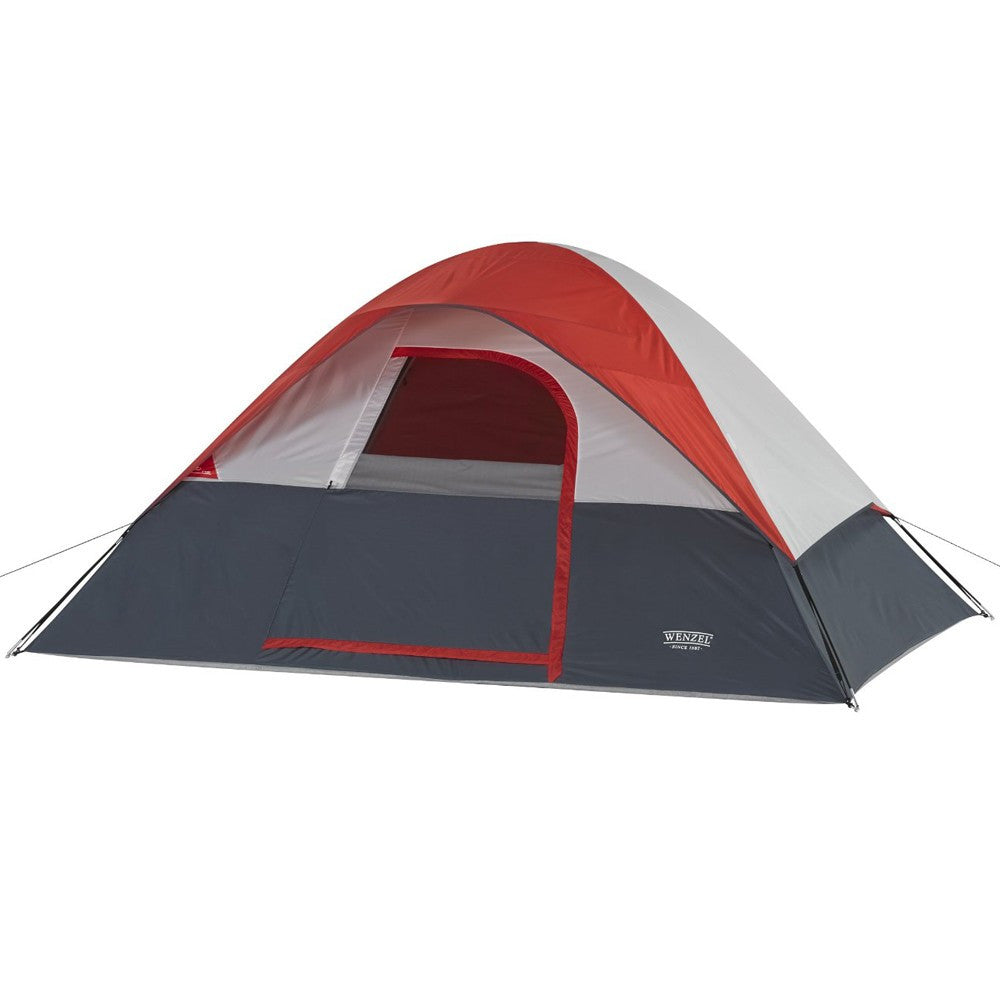 Wenzel Dome 5 Person Camping Tent - 10' x 8'