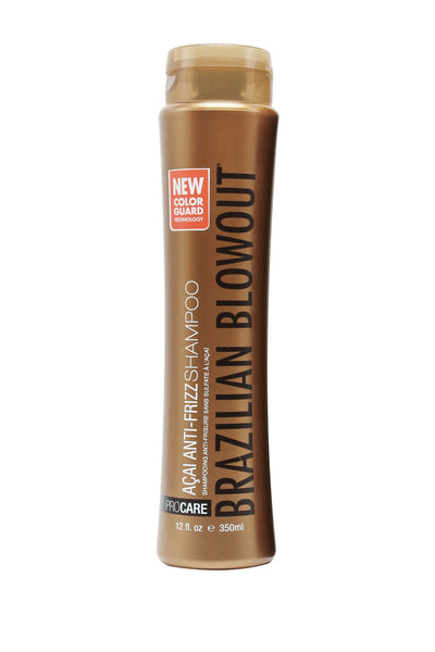 Brazilian Blowout Anti-Frizz Shampoo