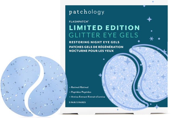 Patchology Limited Edition Glitter Eye Gels