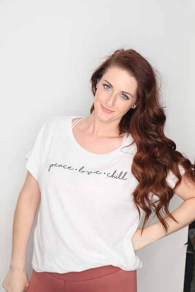 Peace - Love - Chill T-Shirt