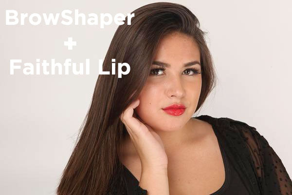 just chill Perfect Duo - LipSeal & BrowShaper