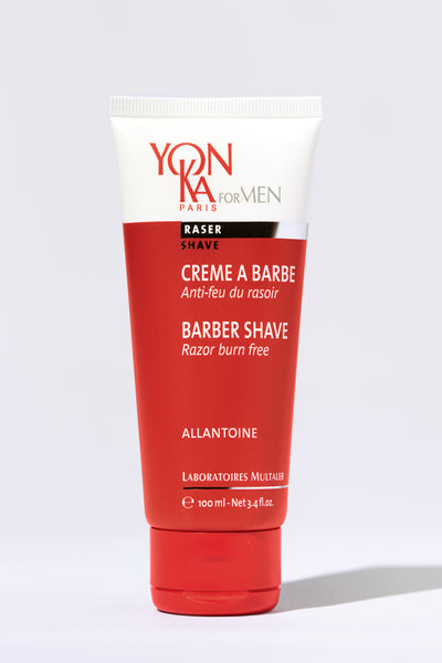 Yonka Men's Barber Shave