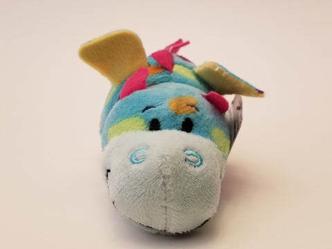 "FlipZee 5"" Pocket Size Plush Figure - Popcorn Unicorn Transforming To Jellybean Dragon"