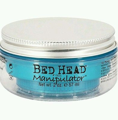TIGI Bed Head Manipulator Cream 2oz - Gel Texture Paste  2 oz Flexible Hold