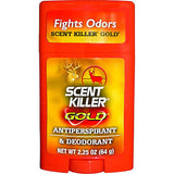 Scent Killer Gold Antiperspirant and Deodorant 2.25oz, 1247 Wildlife Research