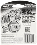 Energizer L92BP4 Ultimate Lithium AAA Batteries (4-Pack) 1.5v L92BP-4 X2036