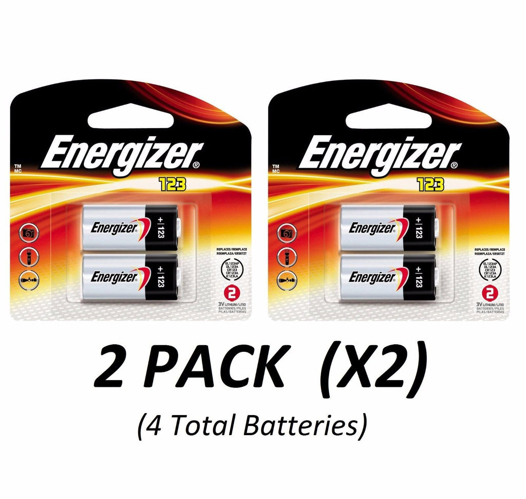 Cr123a Lithium Energizer Batteries Exp 2026 1500mah 3v Photo 2
