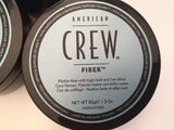 ON SALE 2PK American Crew Fiber - High Hold Low Shine Men's Strong Wax Paste 3oz