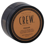 2pk AMERICAN CREW POMADE 3oz.85g Medium Hold with High Shine For Men (pack of 2)