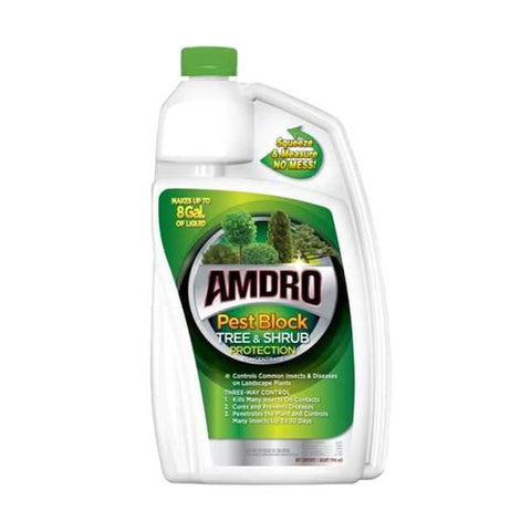Amdro Tree and Shrub Concentrate, 32 oz