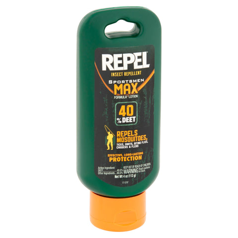 Repel Sportsmen Max Lotion