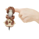 Fingerlings Baby Sloth - Kingsley (Brown) -  Interactive Baby Pet