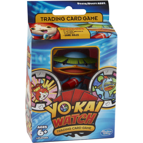 Yo-kai Watch Trading Card Game Jibanyan and Walkappa Starter Pack