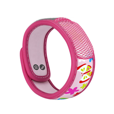 PARA'KITO Natural Kids Mosquito Repellent Wristband - Butterfly - HealthandOutdoors EXCLUSIVE!