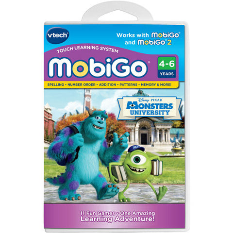 VTech MobiGo Software Monsters University