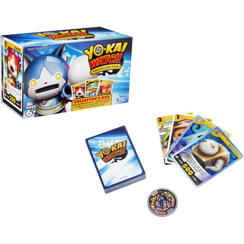 Yo-kai Watch Trading Card Game Collector's Box