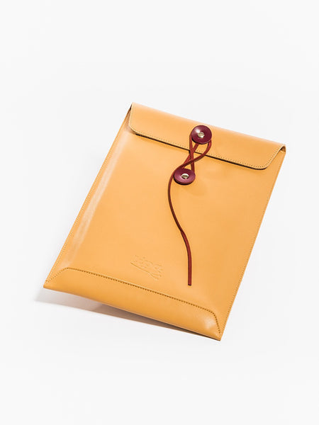 Leather case for notebook