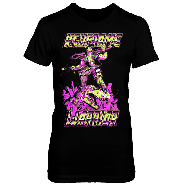Keyframe Lady Warrior Tee