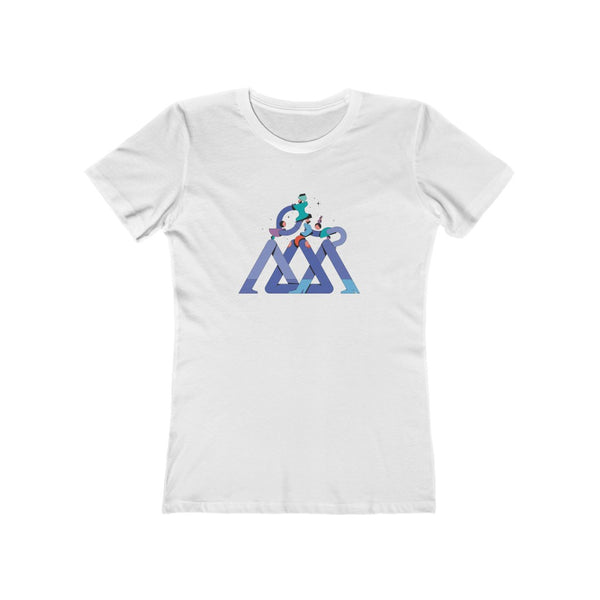 Sofie Lee - Women's Boyfriend Tee