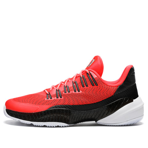 A-Shock 2 Low Bright Red/Black