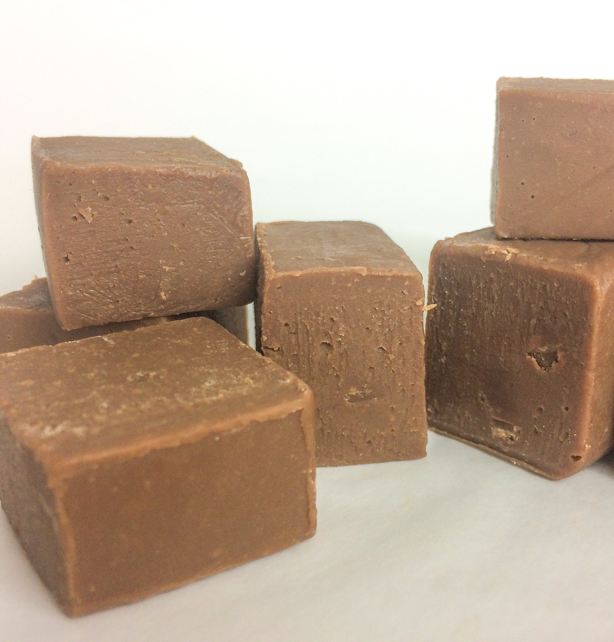 Salted Caramel (Milk Chocolate) Fudge