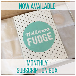 June's Monthly Subscription Box - order by 27/5/19